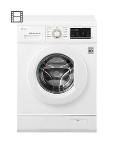 lg-fh4g7qdn0-7kgnbspload-1400-spin-washing-machine-next-daynbspdelivery-white