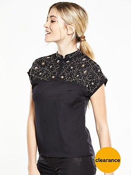 v-by-very-embellished-yoke-top