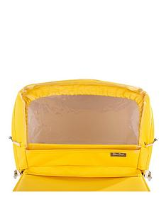 silver-cross-dolls-pram-rainshieldnbsp--lemon-yellow