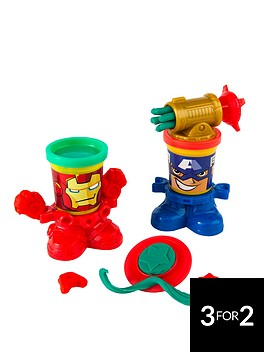 play-doh-playdoh-2-pack-marvel-can-heads