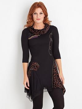 joe-browns-joe-browns-elegant-embellished-devore-tunic