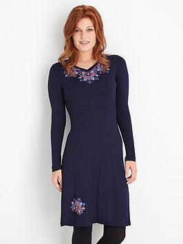joe-browns-simple-but-stylish-jersey-dress-navy