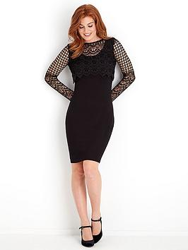 joe-browns-delightful-dress-black