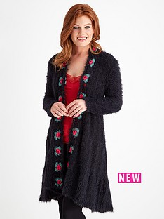 joe-browns-fuzzy-rose-cardigan