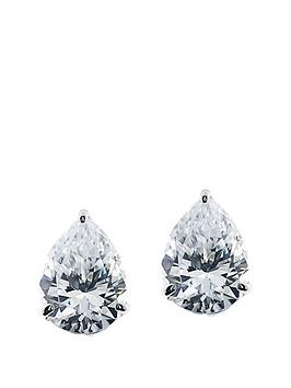 carat-london-9k-white-gold-pear-shape-studs