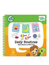 LeapStart Nursery Activity Book: Daily Routines and Health & Wellness