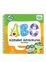 LeapStart Nursery Activity Book: Alphabet Adventures