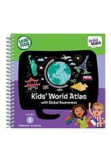 LeapStart Reception Activity Book: Kids' World Atlas and Global Awareness