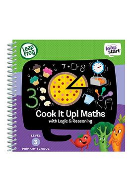 leapfrog-leapstart-reception-activity-book-cook-it-up-maths-and-logic-amp-reasoning