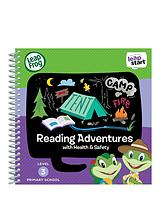 LeapStart Reception Activity Book: Reading Adventures and Health & Safety