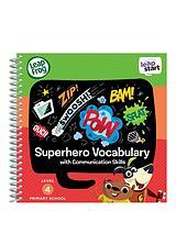 LeapStart Year 1 Activity Book: Superhero Vocabulary and Communication SkillsActivity Book