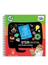 LeapStart Year 1 Activity Book: STEM (Science, Technology, Engineering, and Maths) and Problem Solving Activity Book