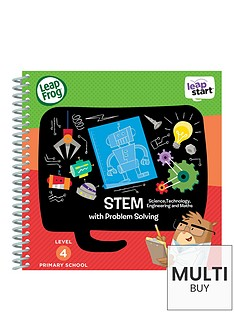 leapfrog-leapstart-year-1-activity-book-stem-science-technology-engineering-and-maths-andnbspproblem-solving-activity-book