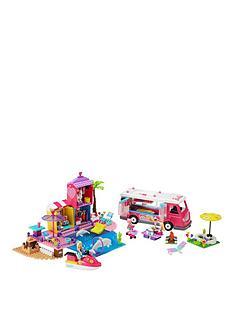 mega-bloks-barbie-mega-bloks-quot2-pack-setquot-beach-plus-lux-camper