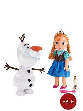 disney-frozen-frozen-2-set-pack-toddler-anna-with-olaf-walking-talking