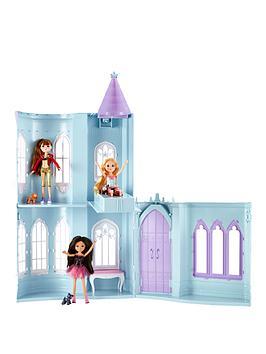 Photo of Moxie girlz moxie girls mega7 pack princess ice castle 3 dolls and 3 outfits