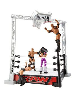 wwe-slam-and-launch-arena-with-4-figures-5-part-setnbsp