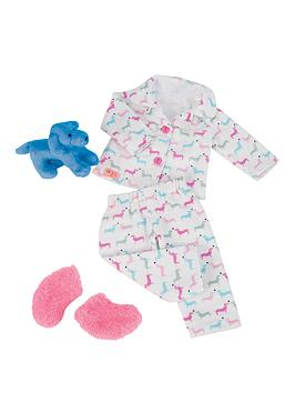 our-generation-counting-puppies-outfit