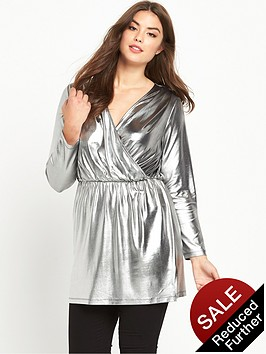 so-fabulous-metallic-tunic