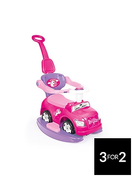 dolu-step-car-4-in-1-pink