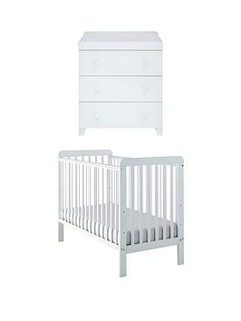 little-acorns-classic-white-cot-amp-changer-set-buy-and-save