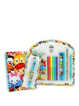 disney-tsum-tsum-super-stationery-set
