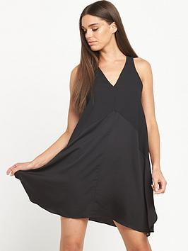 river-island-sleeveless-swing-dress-black