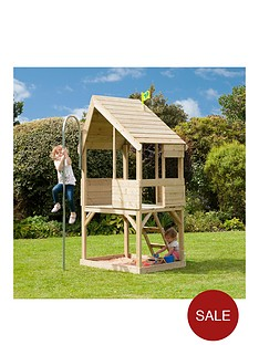 tp-forest-chalet-with-firemans-pole-without-slide