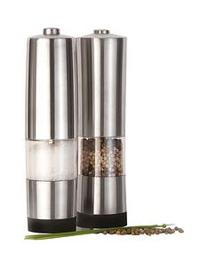 berghoff-geminis-electronic-salt-and-pepper-mill-set