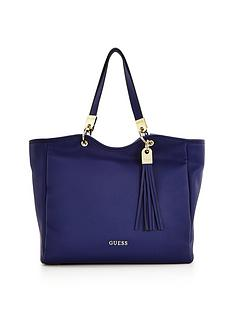 guess-desiree-shouldernbspbag-royal-blue