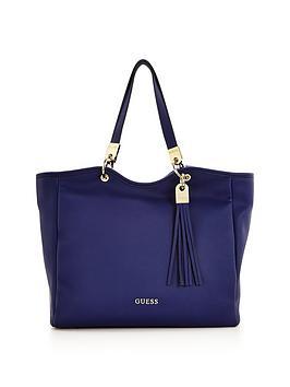 guess-desiree-shouldernbspbag-royal-blue