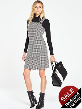 v-by-very-dogtooth-pinafore-dressnbsp--blackwhite