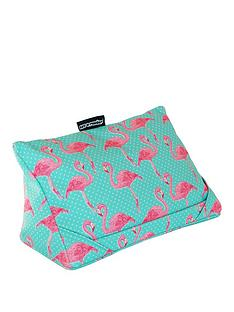 coz-e-reader-tablet-cushion-flamingo-print