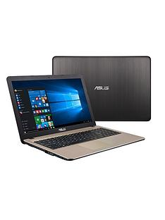 asus-vivo-book-x540sa-intelreg-celeronreg-processor-4gb-ram-1tb-hard-drive-156-inch-laptop-with-optional-microsoft-office-365-silver