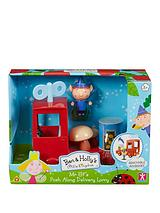 Ben & Holly MR ELF'S DELIVERY LORRY W/FIGURE