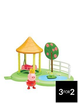 peppa-pig-princess-peppa039s-enchanting-garden-playset