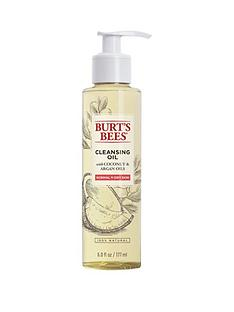 burts-bees-facial-cleansing-oil-with-coconut-amp-argan-oilnbspamp-free-burts-bees-naturally-gifted-bloom-bundle-offer