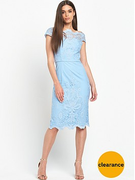 chi-chi-london-embroidered-cap-sleeve-bodycon-dress