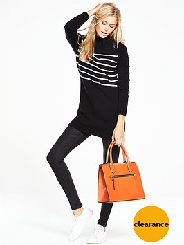 v-by-very-stripe-turtle-neck-tunic