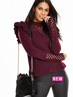 v-by-very-pointelle-ruffle-jumper