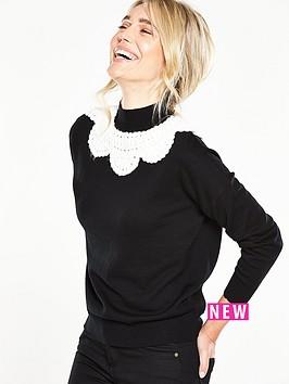 v-by-very-slouchy-jumper-with-crochet-yoke