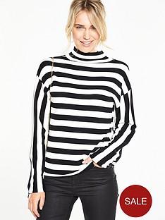 v-by-very-high-neck-stripe-jumper