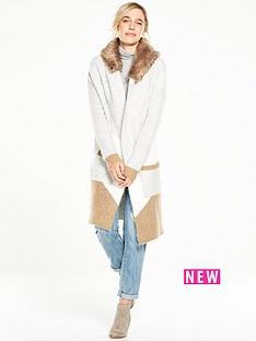 v-by-very-fur-hood-cardigan