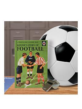 football-a-ladybird-personalised-book