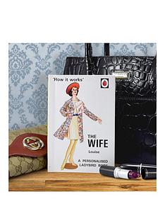 the-wife-a-ladybird-personalised-book