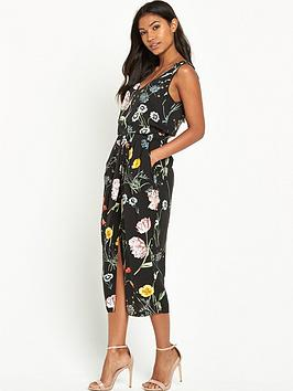warehouse-scatter-floral-sleeveless-midi-dress