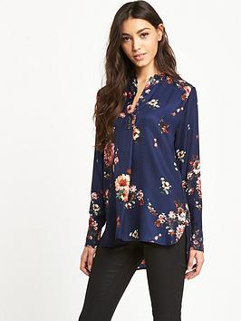 warehouse-painted-floral-placket-blouse
