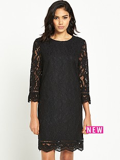warehouse-warehouse-all-over-ls-lace-dress