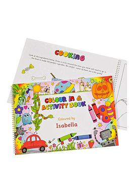 personalised-colour-in-and-activity-book