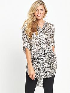 wallis-wallis-animal-burnout-shirt